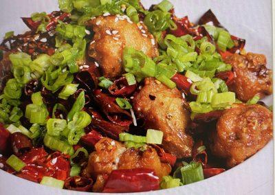 Taste Palo Alto-Spicy Chicken